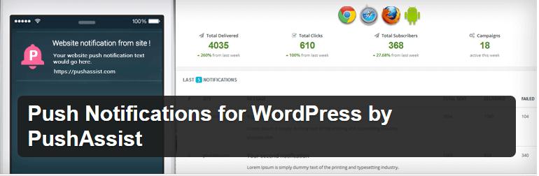wordpress-push-notification