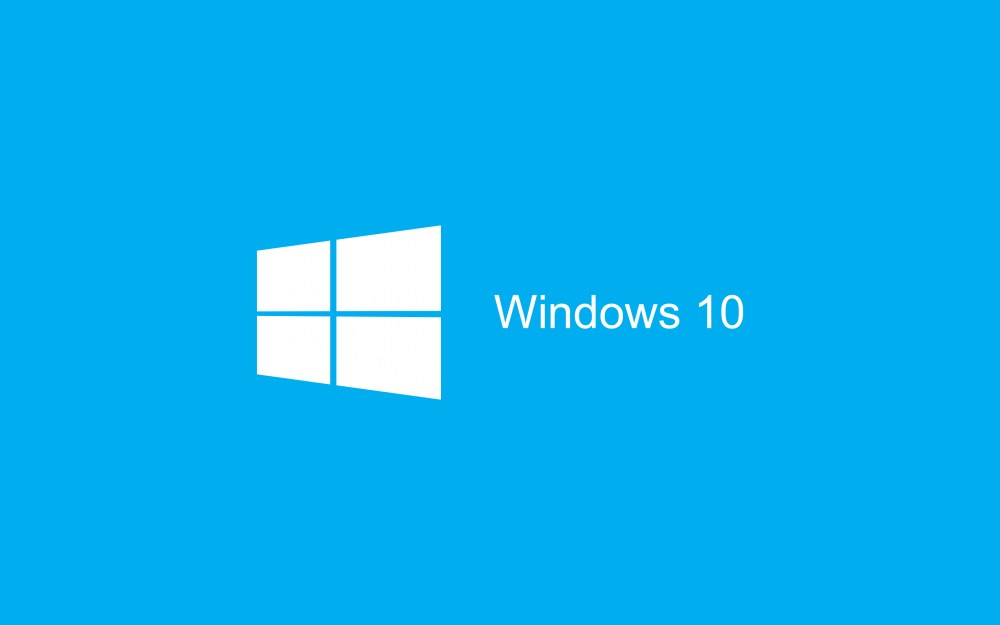 Blue Wallpaper Windows 10 HD 2880x1800 1000x625 - Windows 10 Oyunculara Ne Sunuyor?