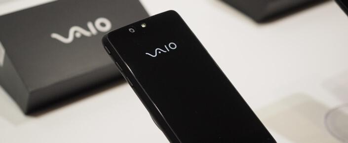 vaio ilk akilli telefonunu tanitti 705x290 - VAIO Yeni Akıllı Telefonunu Tanıttı
