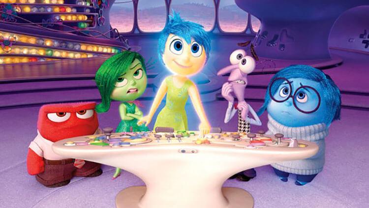 Ters Yüz Animasyon Filmi İzle