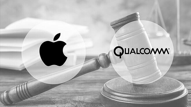 Apple ve Qualcomm arasındaki gerilim tırmanıyor