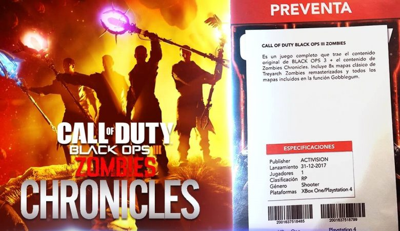 Call Of Duty Black Ops 3: Zombies Chronicles İnceleme