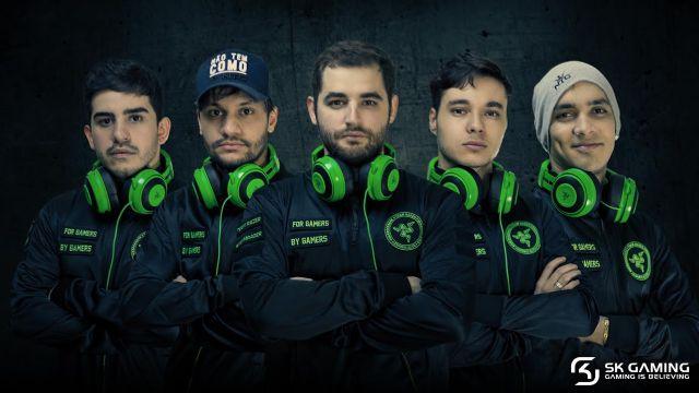 SK Gaming eSpor arenasına Team Razer ile çıkıyor