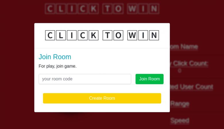 clickandwin 780x450 - Click And Win - Nodejs - Socket.io Web Oyunu